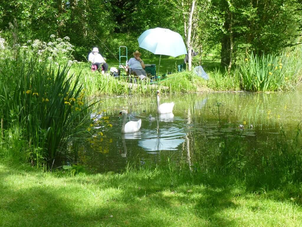 Fishing, Gabriels Farm Camping and Carvanning Site in Kent